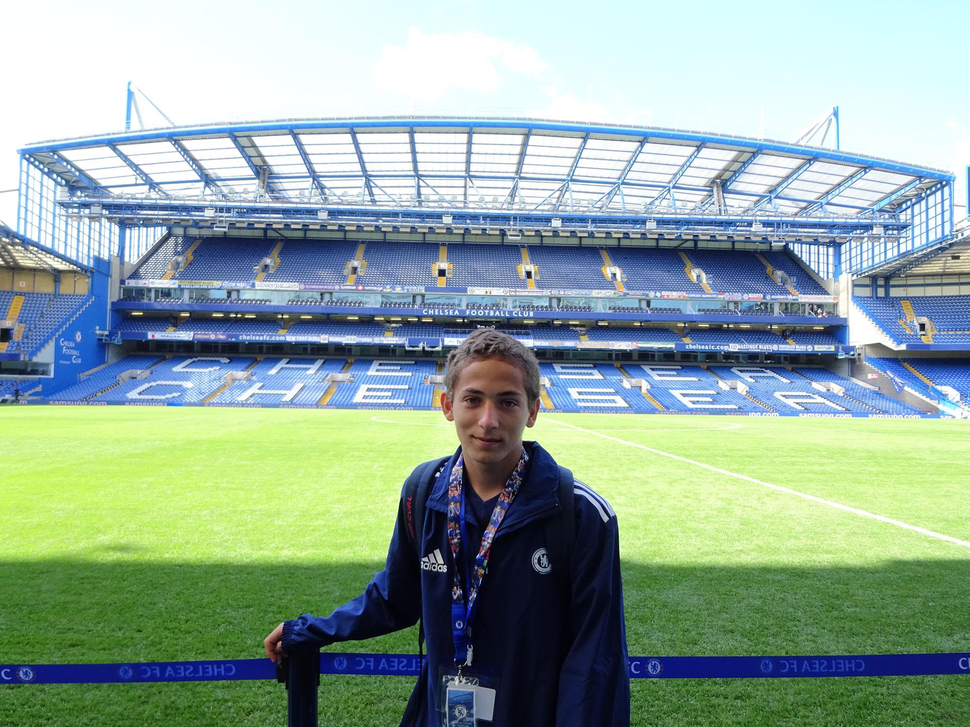Chelsea 2014