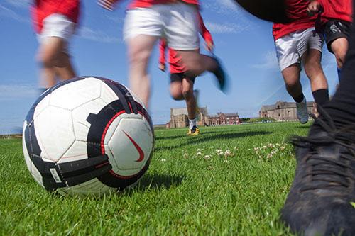 UK high performance soccer